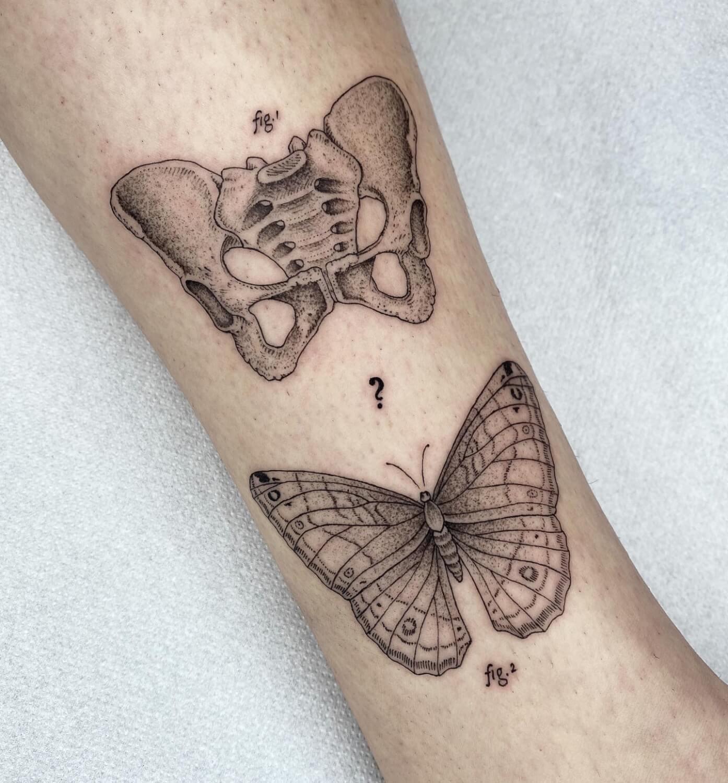 volpi tatuaje y ciencia