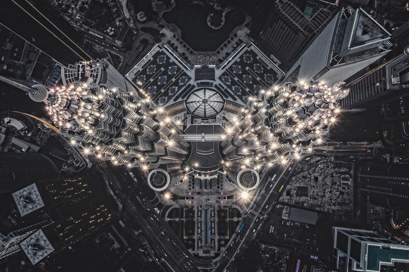Alien Structure on Earth urban
