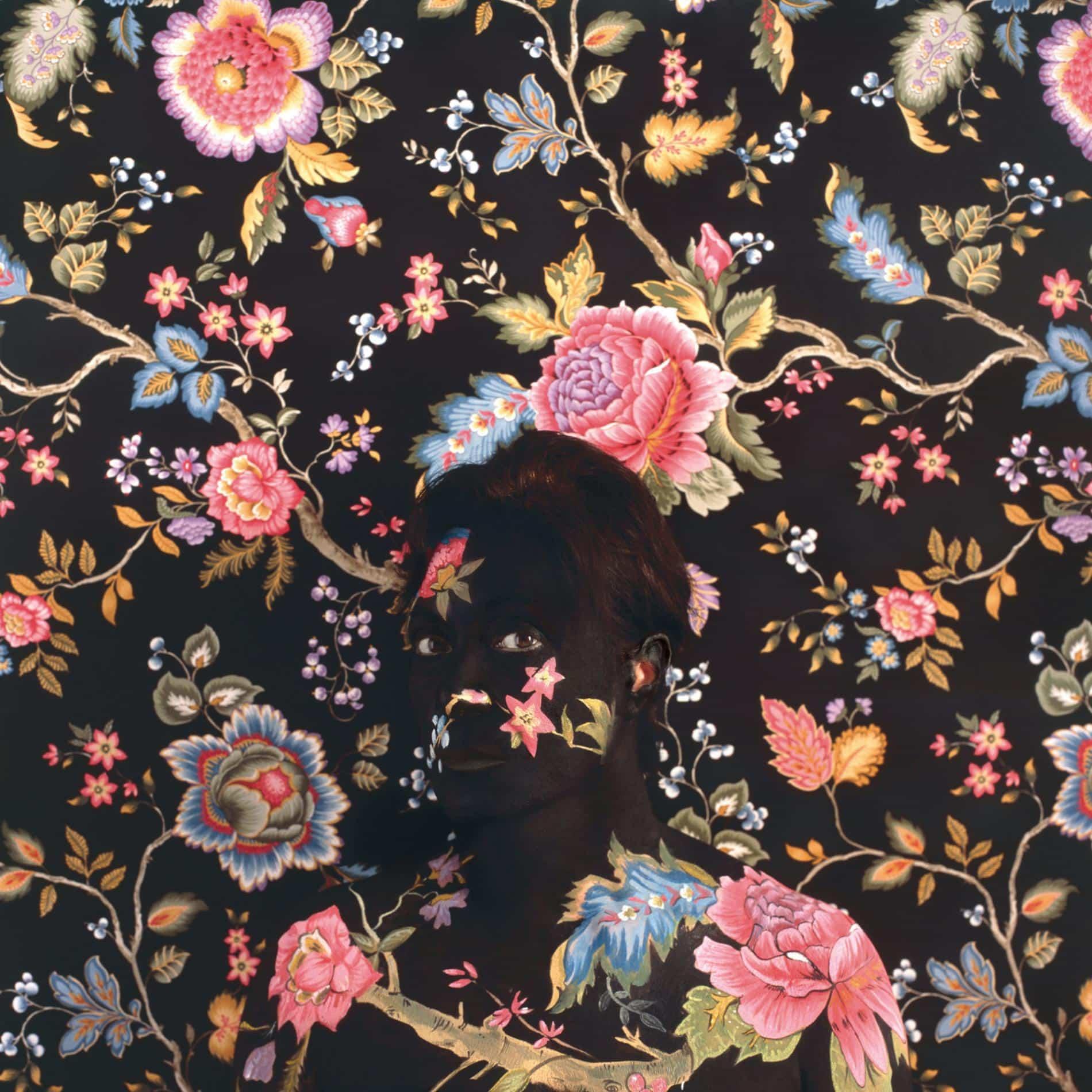 Cecilia Parades camuflaje