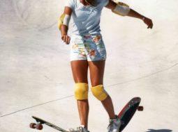 ELLEN O NEAL SKATER GIRL