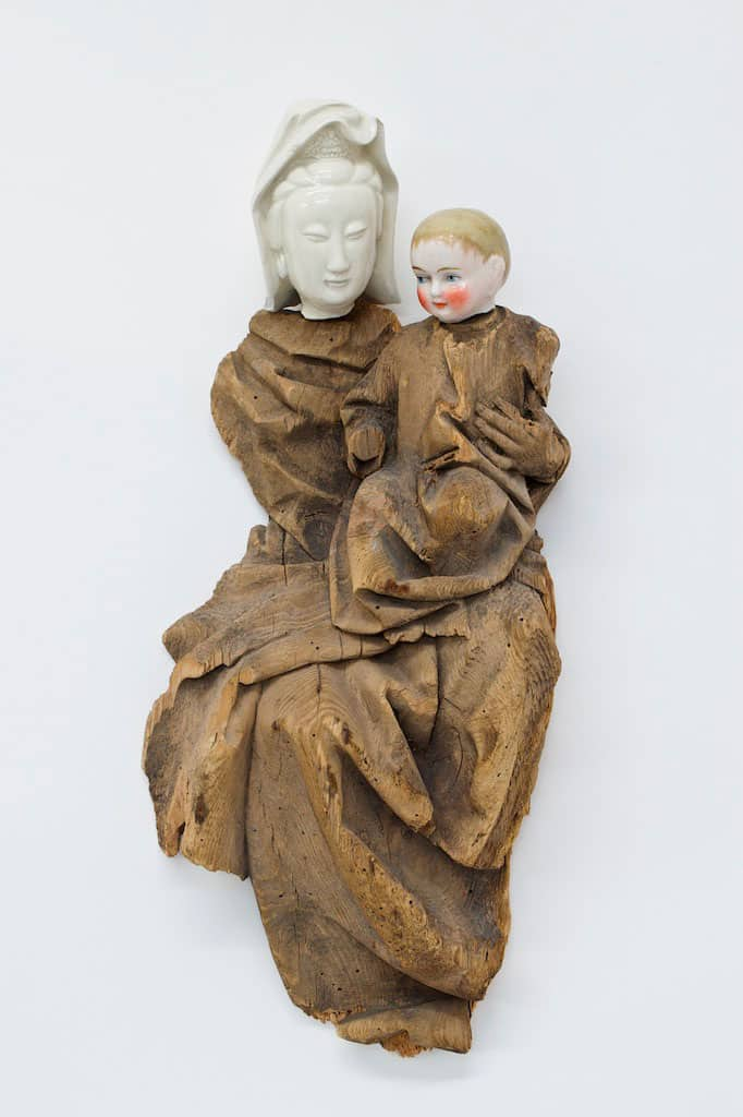 Mother and child bouke de vries