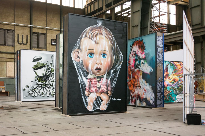 STREET ART MUSEO STRAAT