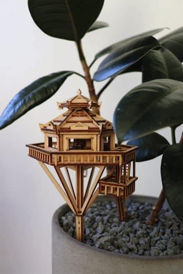 TINY HOUSES BRICOLAJE