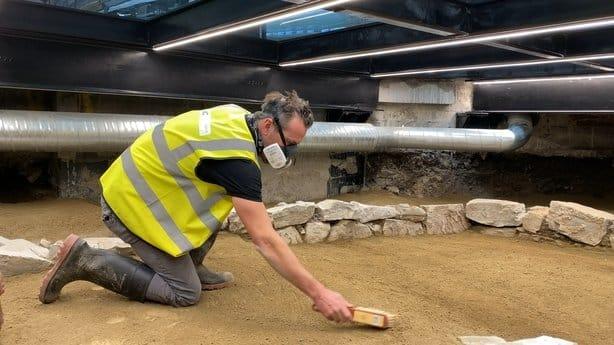arqueologos lidl dublin
