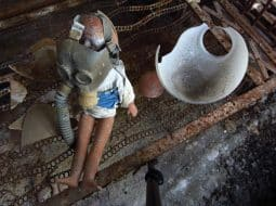 aterrador chernobyl Darmon Chernobil