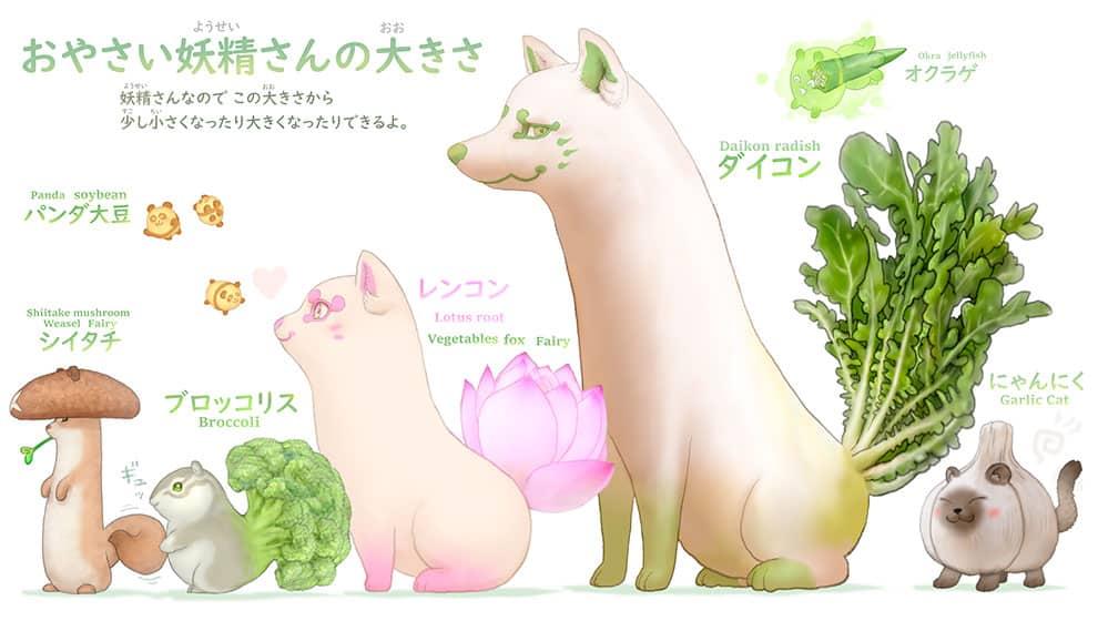 personajes ponkichi