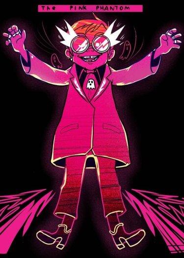 pink phantom elton jhon
