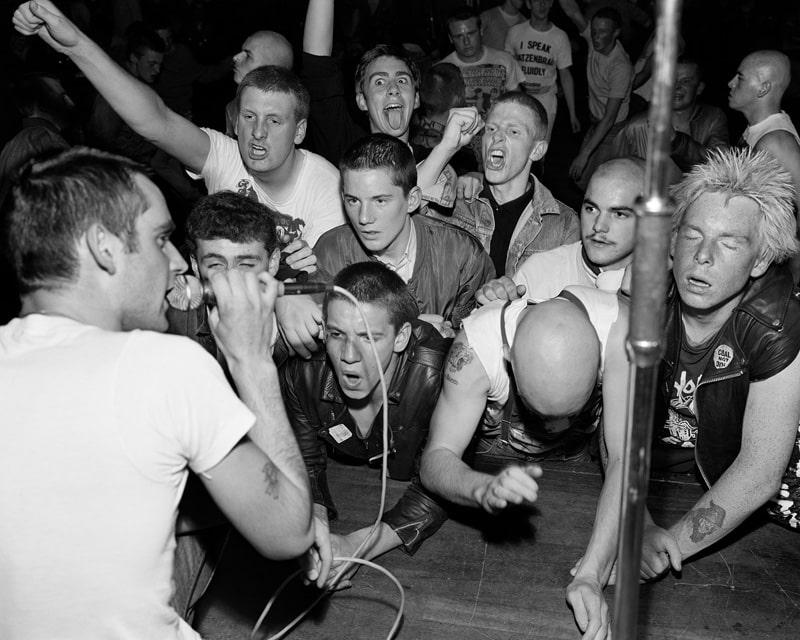punks bandas killip