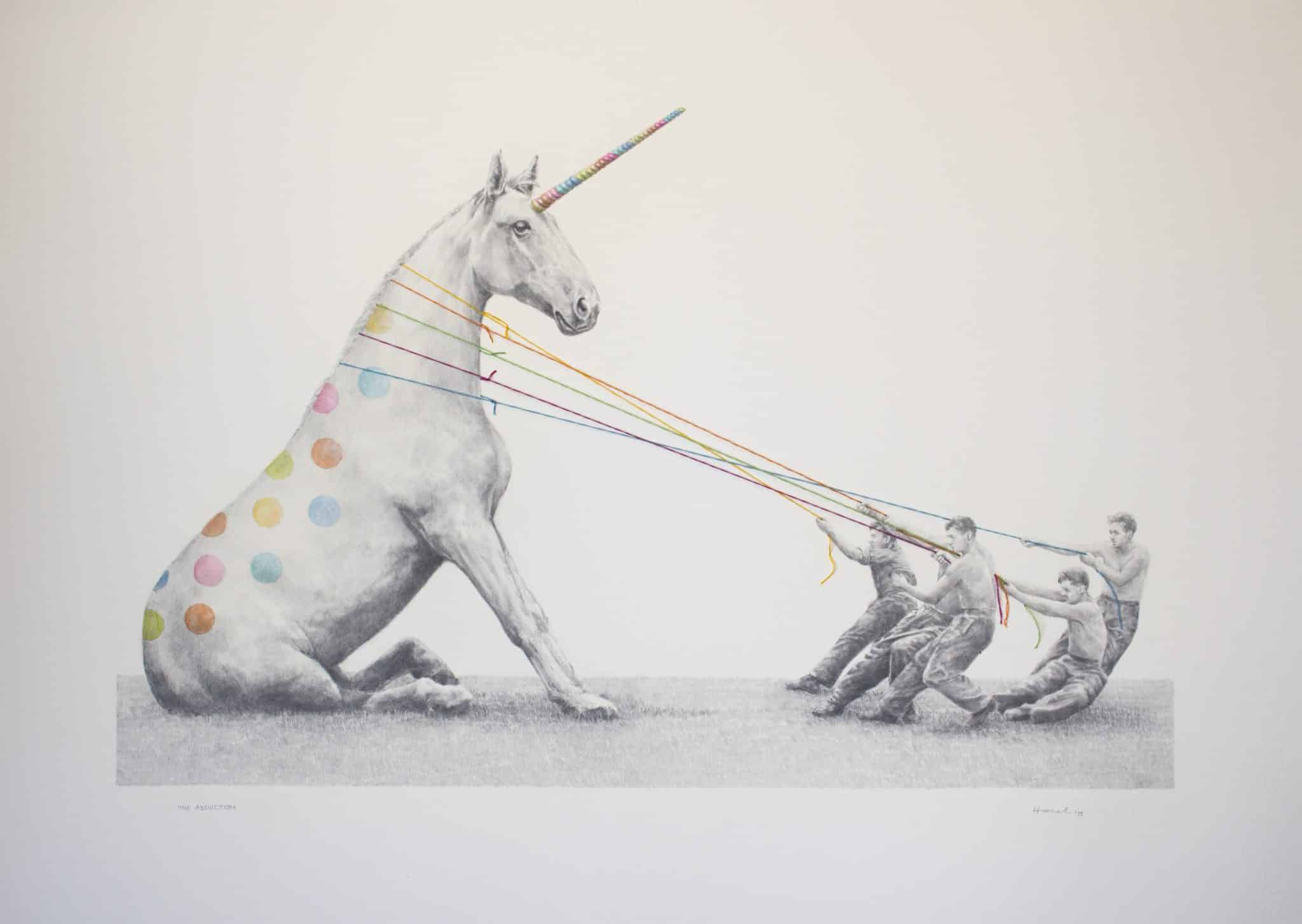 toni hamel unicornio