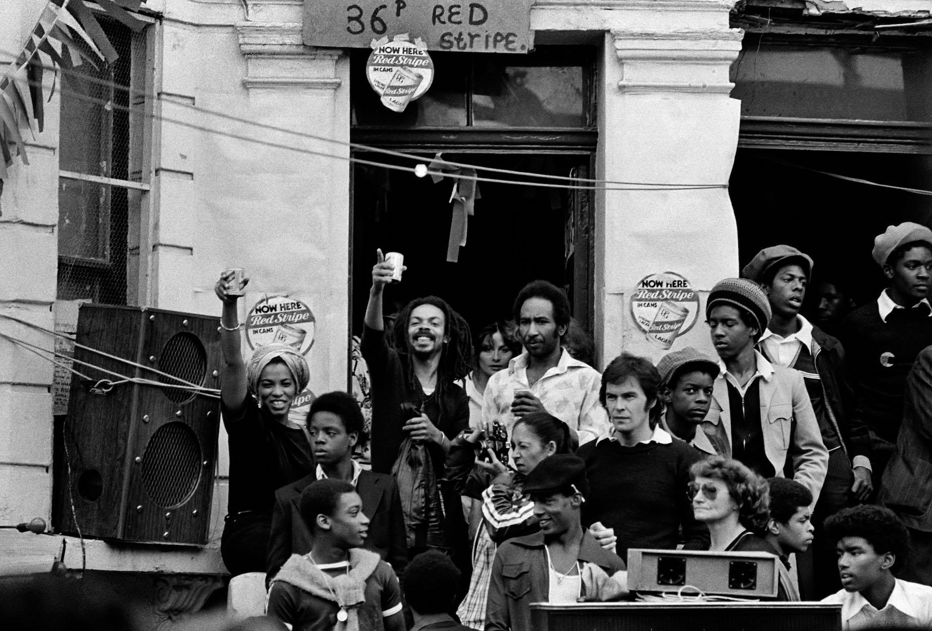 Notting Hill Carnival - Soundsystem - 1979