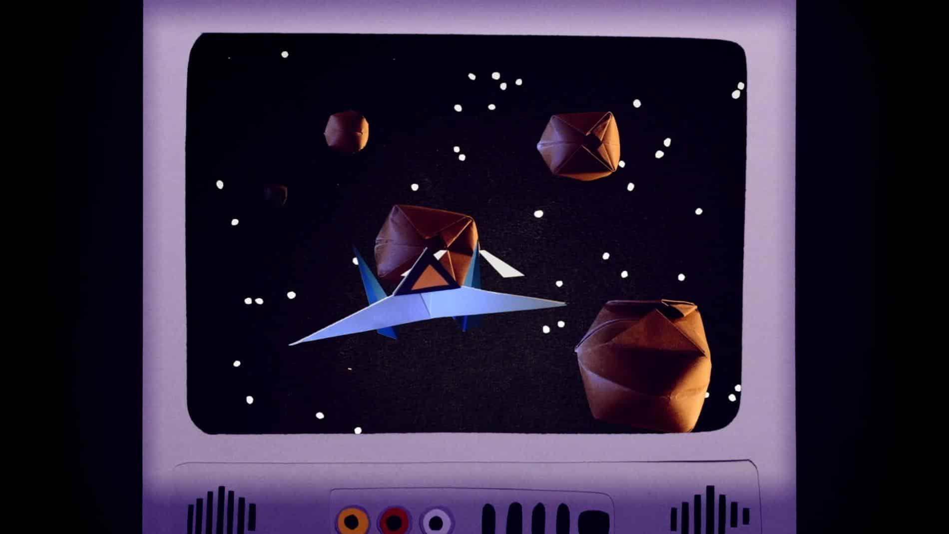 StarFox animacion