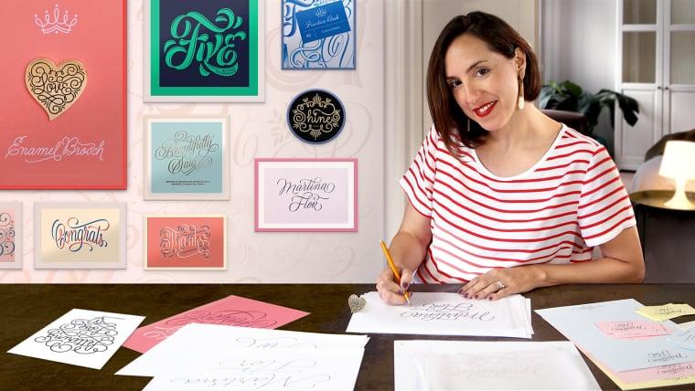 Lettering para Logotipos