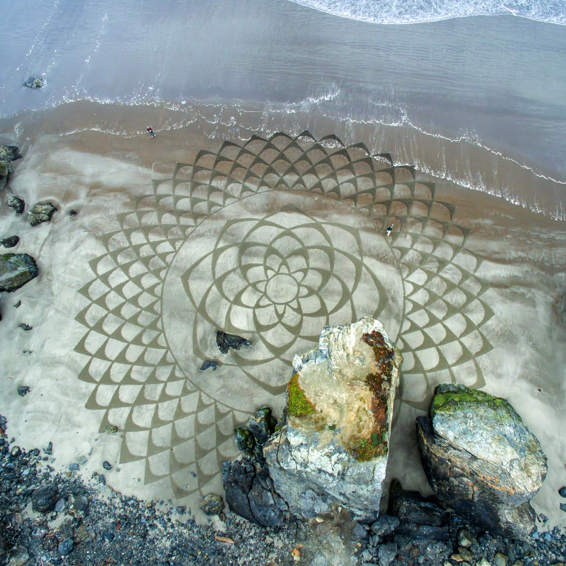 mandalas de arena amador