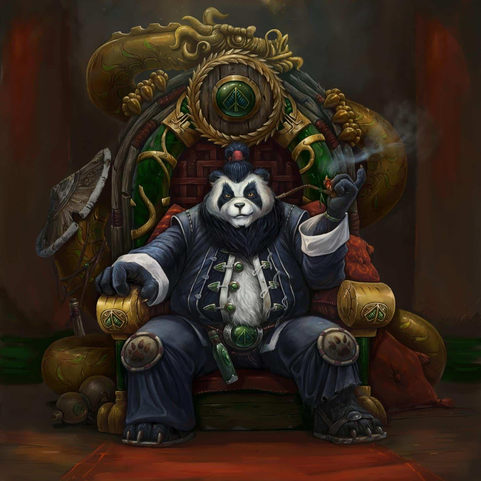panda tony sart