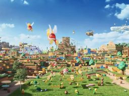 SUPER NINTENDO WORLD UNIVERSAL JAPON