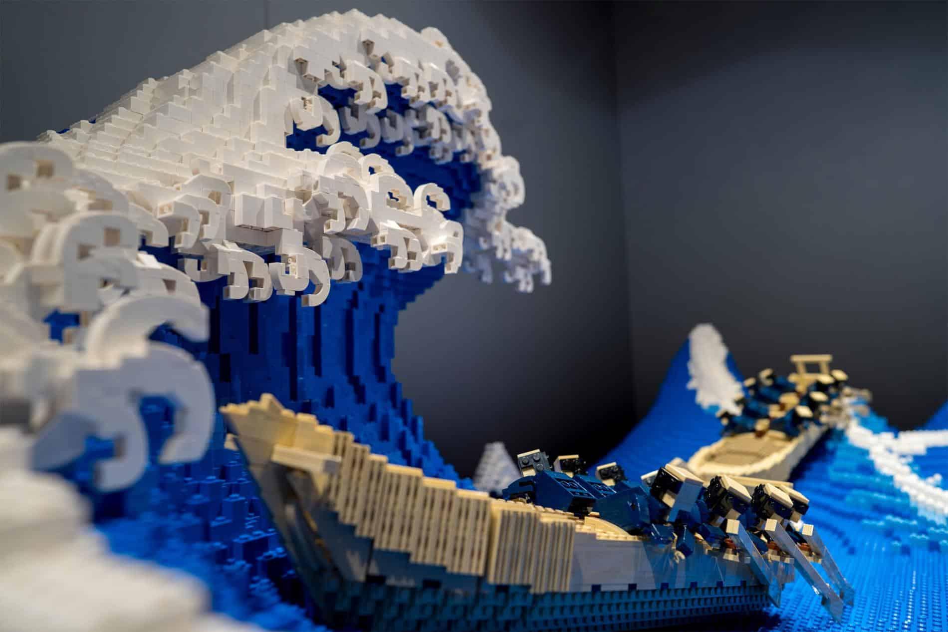 MITSUI OLA DE LEGO