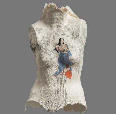 Peng Wei torso femenino