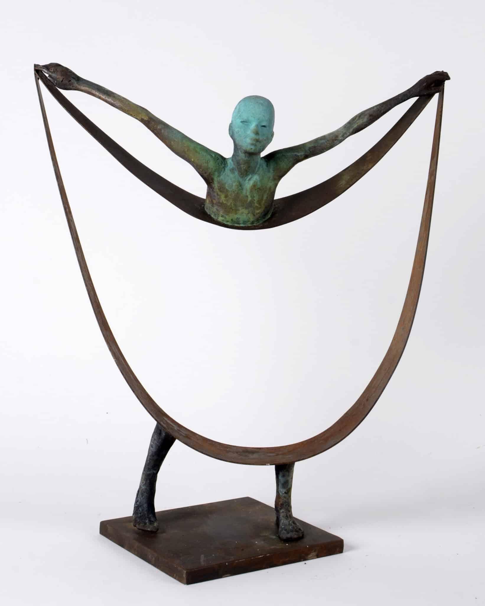 escultura jesus curia