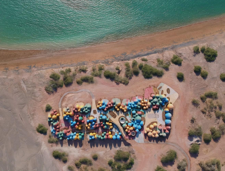 hormusz isla dron