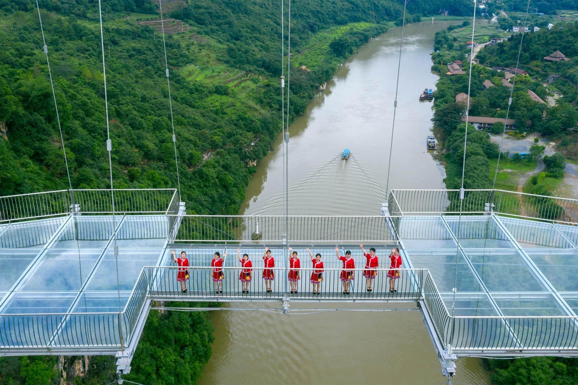 puente mas largo del mundo inauguracion