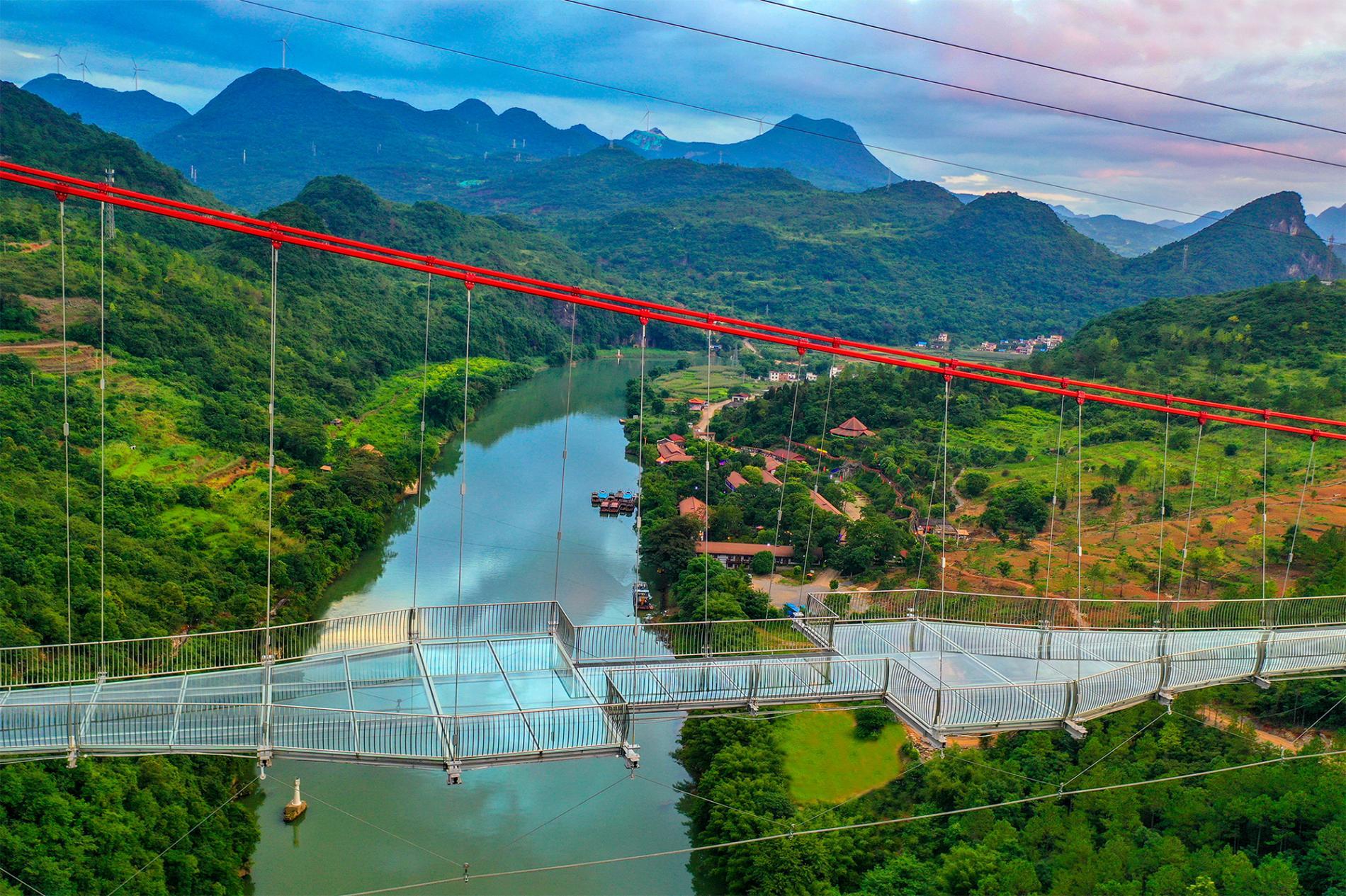 puente mas largo del mundo lado