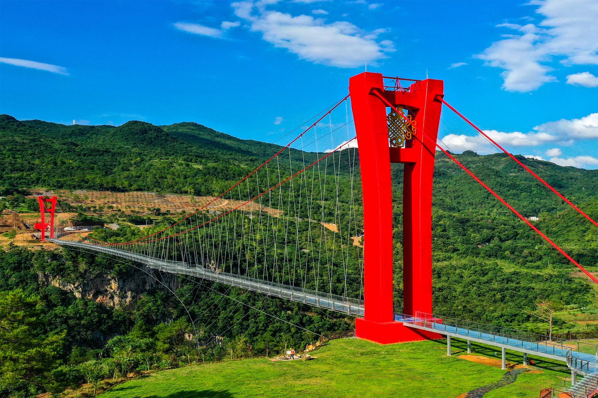 puente mas largo del mundo torres