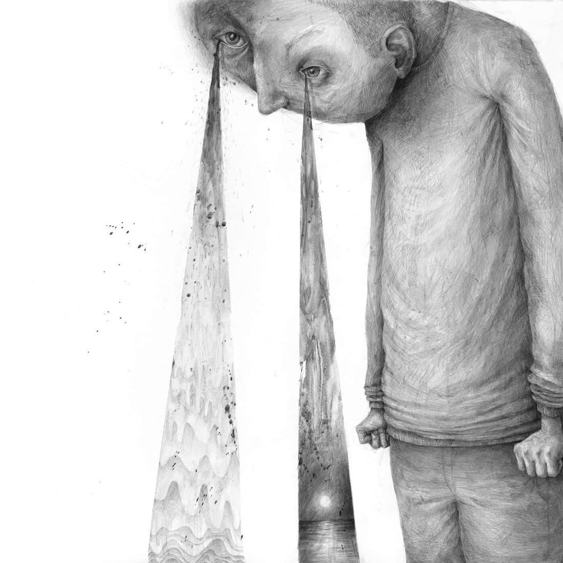 zsaitsits ilustracion cry