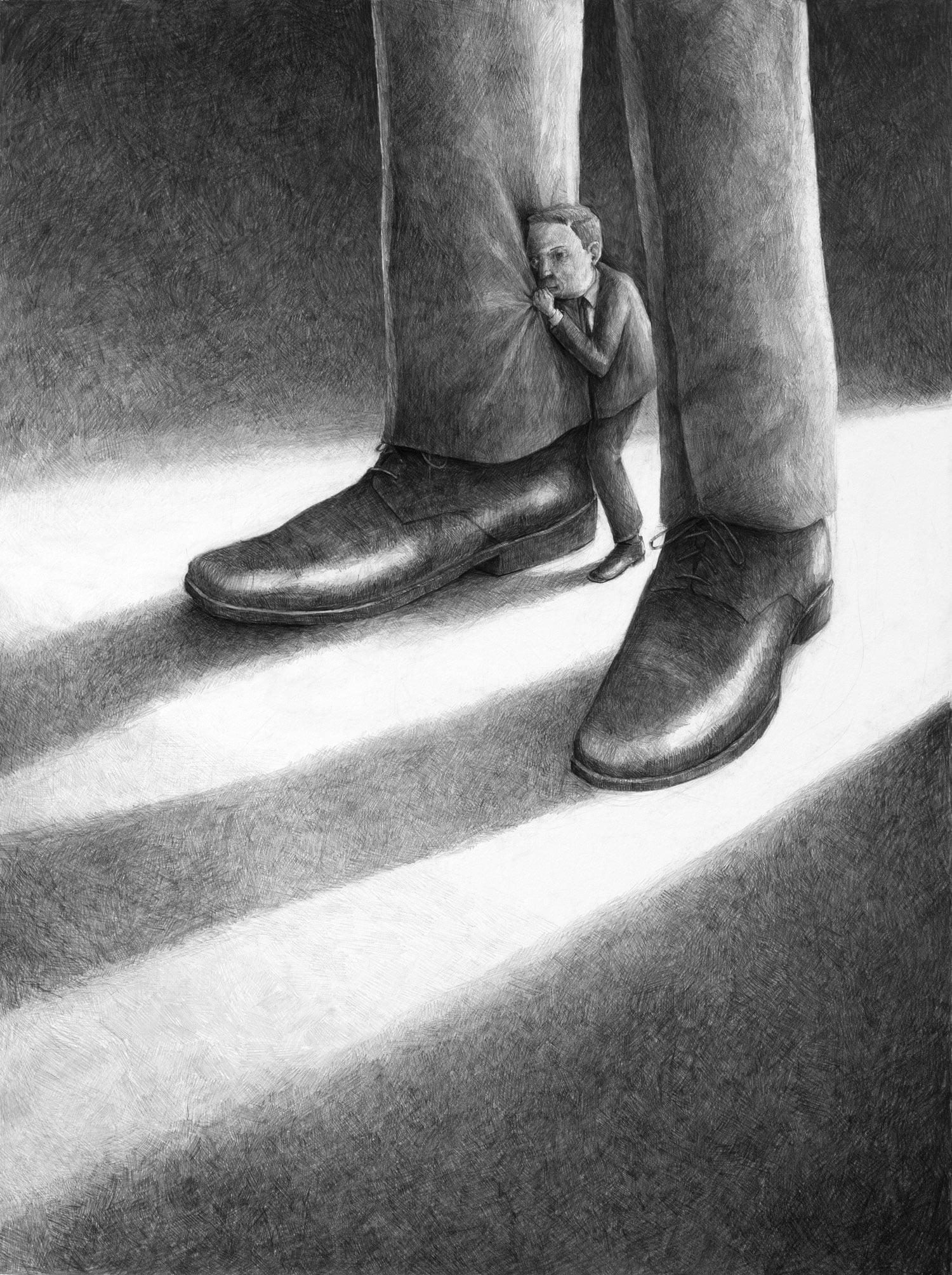 zsaitsits ilustracion fear