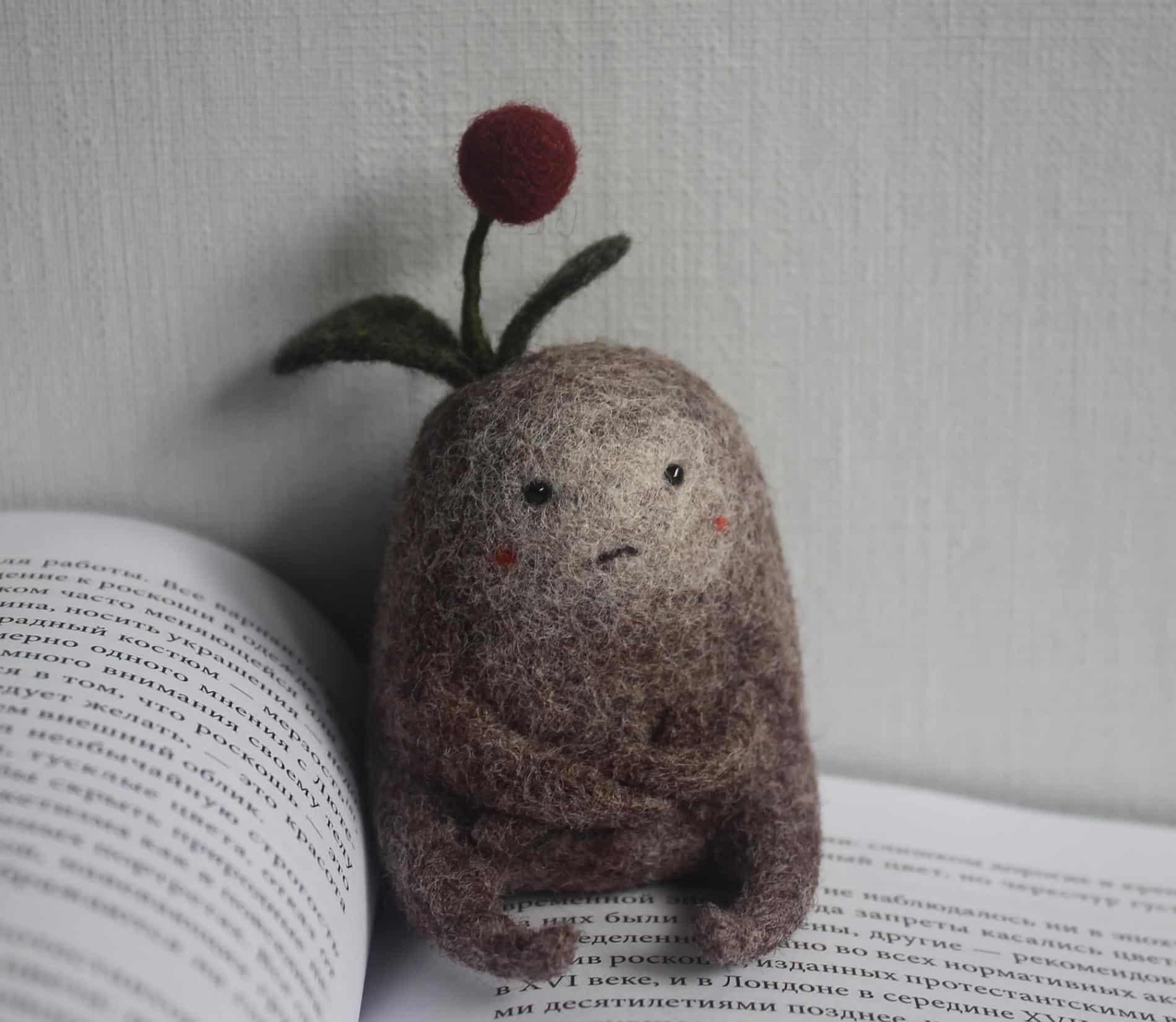Natasya Shuljak miniaturas aturdido