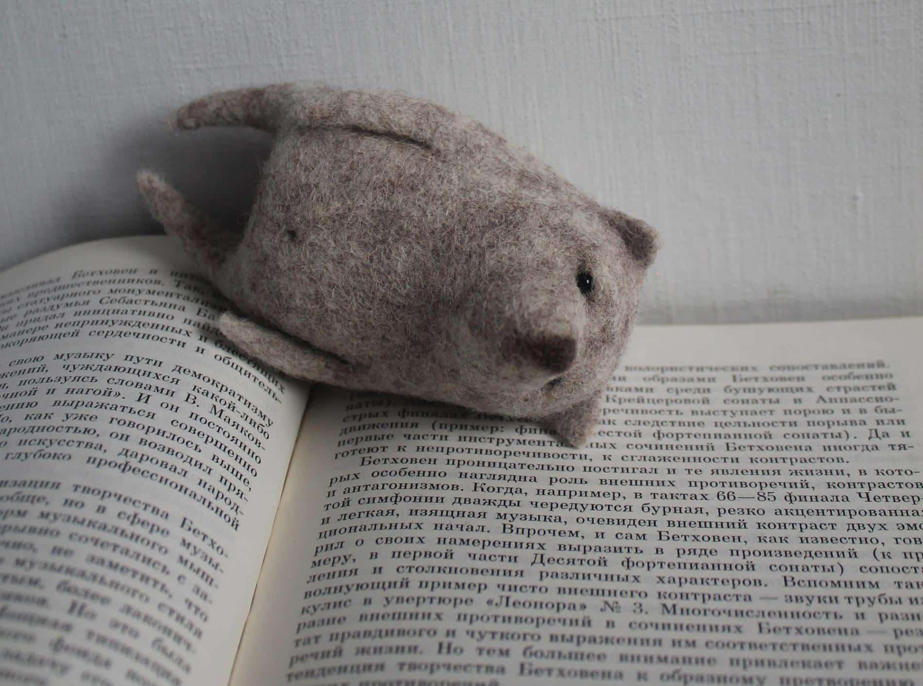 Natasya Shuljak miniaturas dormido