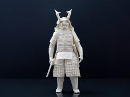 armadura de appel juho konkkola una sola hoja de papel