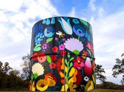 dabsmyla torre arkansas paisaje abejorro