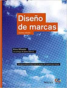 Diseño de marcas. Quinta edición (Espacio De Diseño) (Spanish Edition)