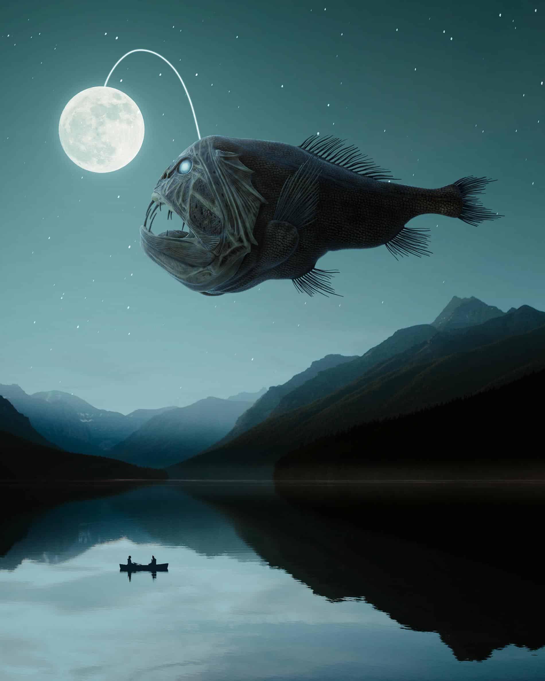 el pequeño mundo de ted pez