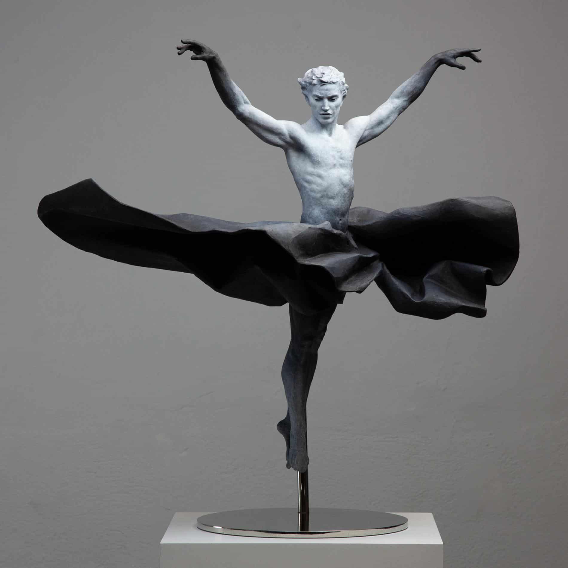 escultura coderechmalavia Moonlight Shadow