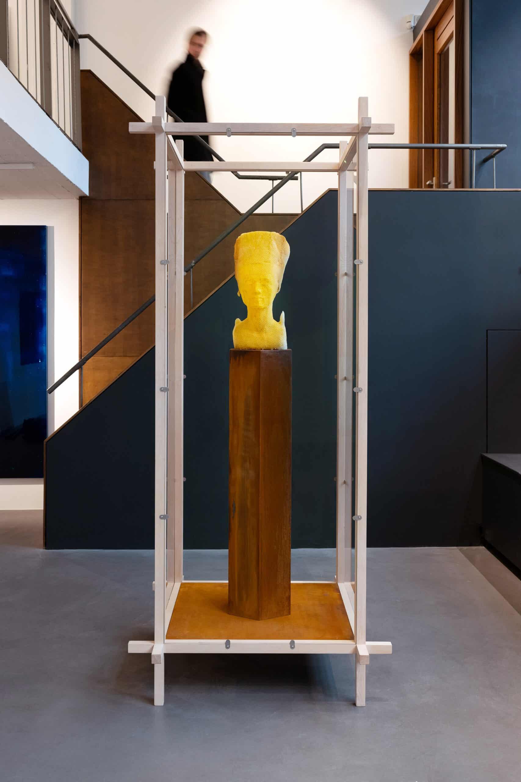 eternity tomas libertini exhibida artista