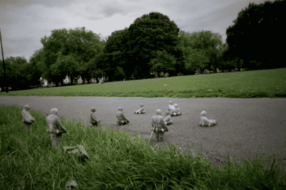 isaac cordal mini esculturas rio