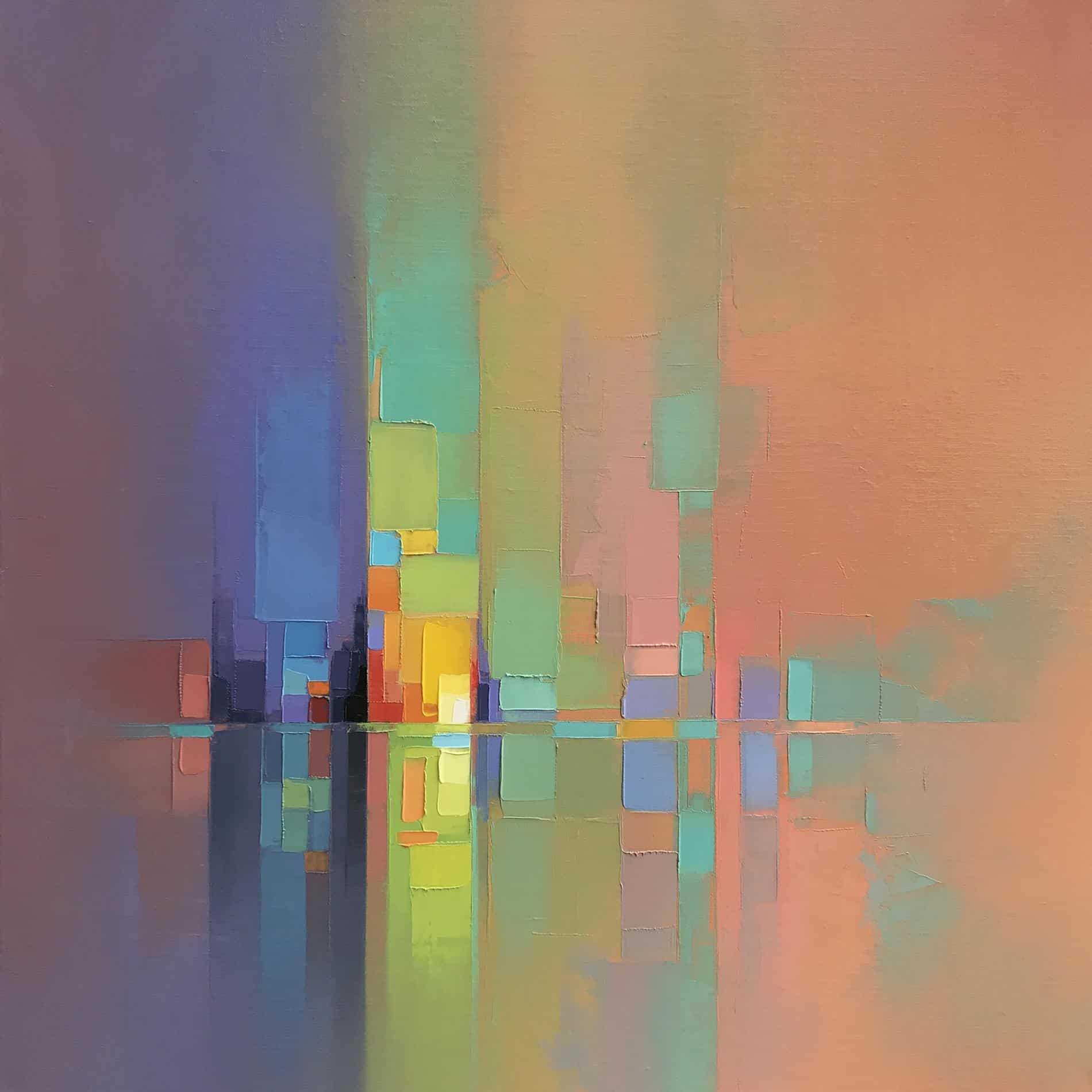 paisajes pixelados Jason Anderson hearth