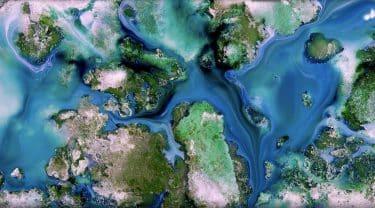 satellike de giuli imagen azul
