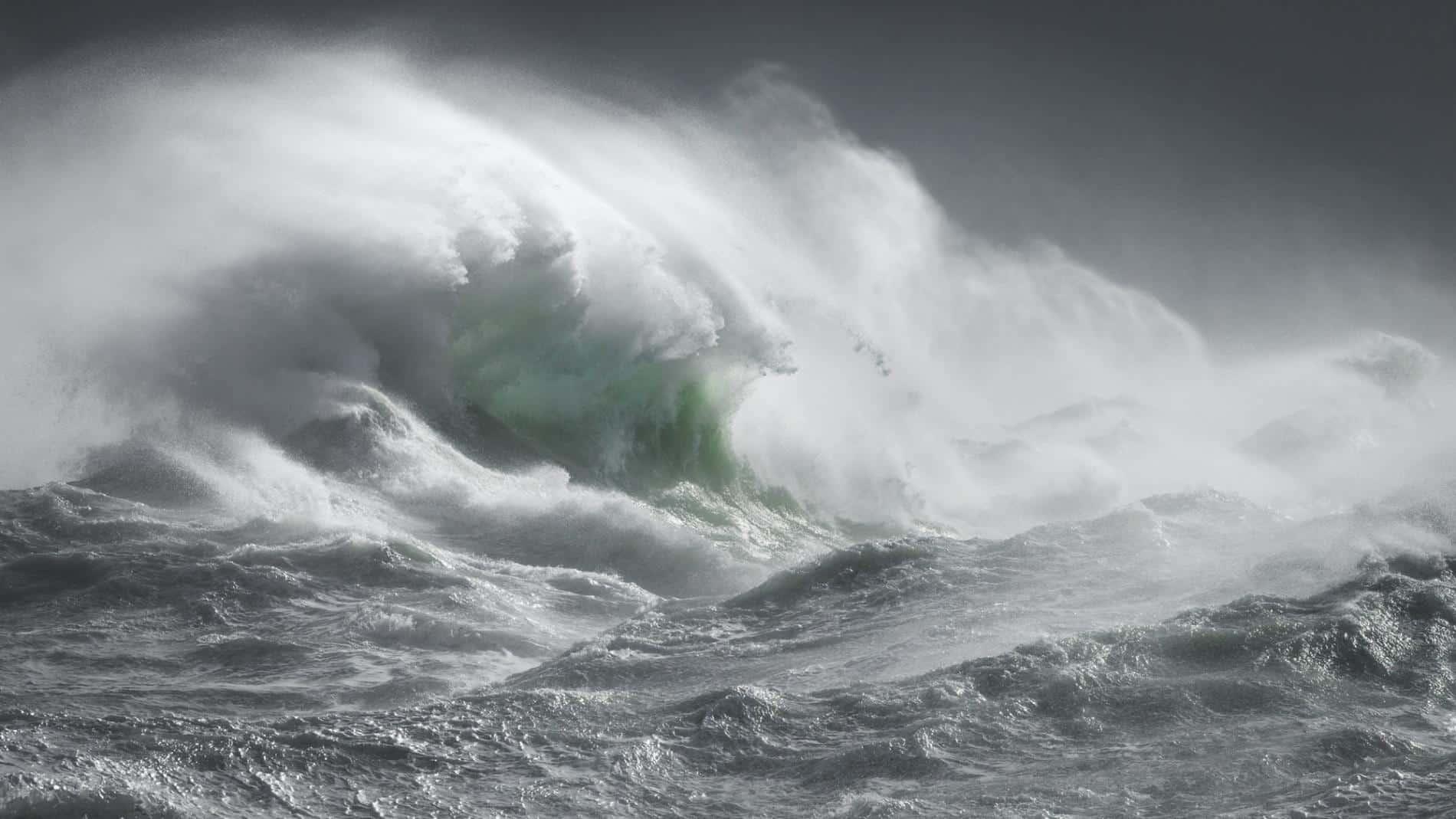 talibart tormentas y mareas olas tormenta