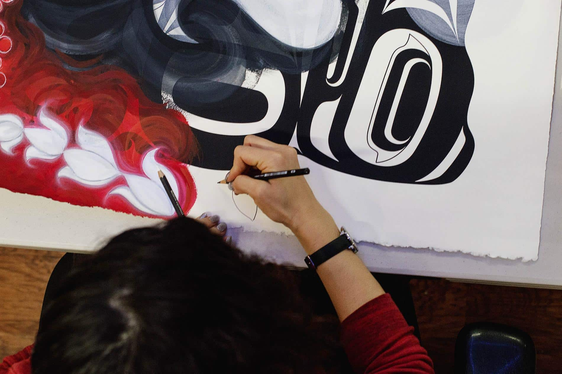 painting rico worl