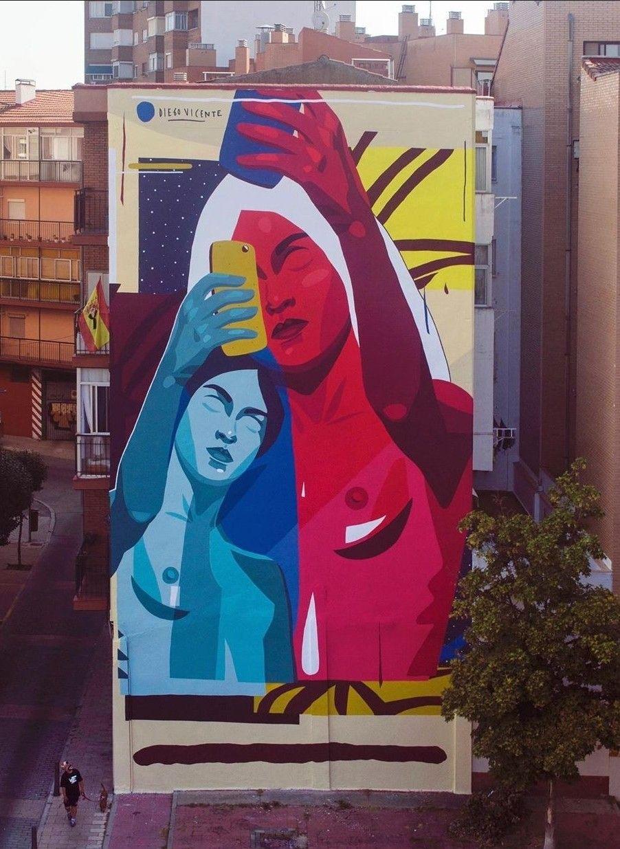street art diego vicente