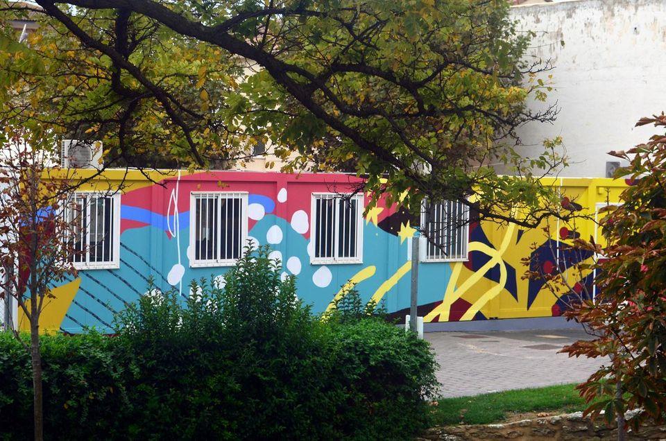 street art dieo vicente barrio