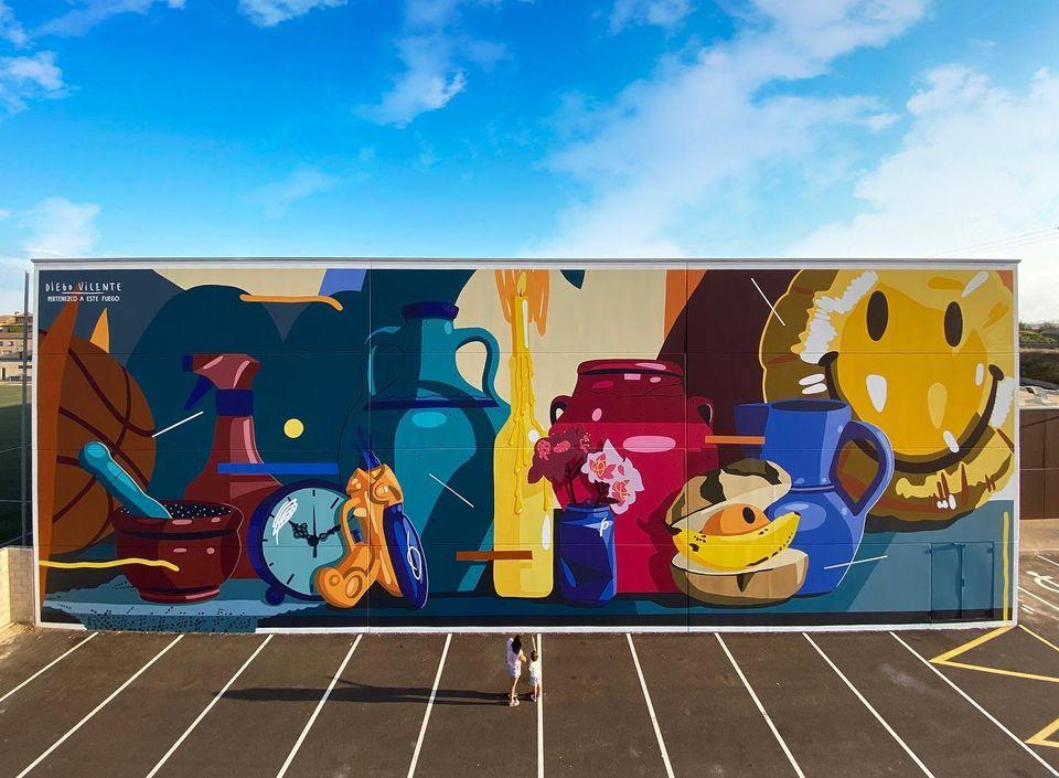 street art dieo vicente fuego