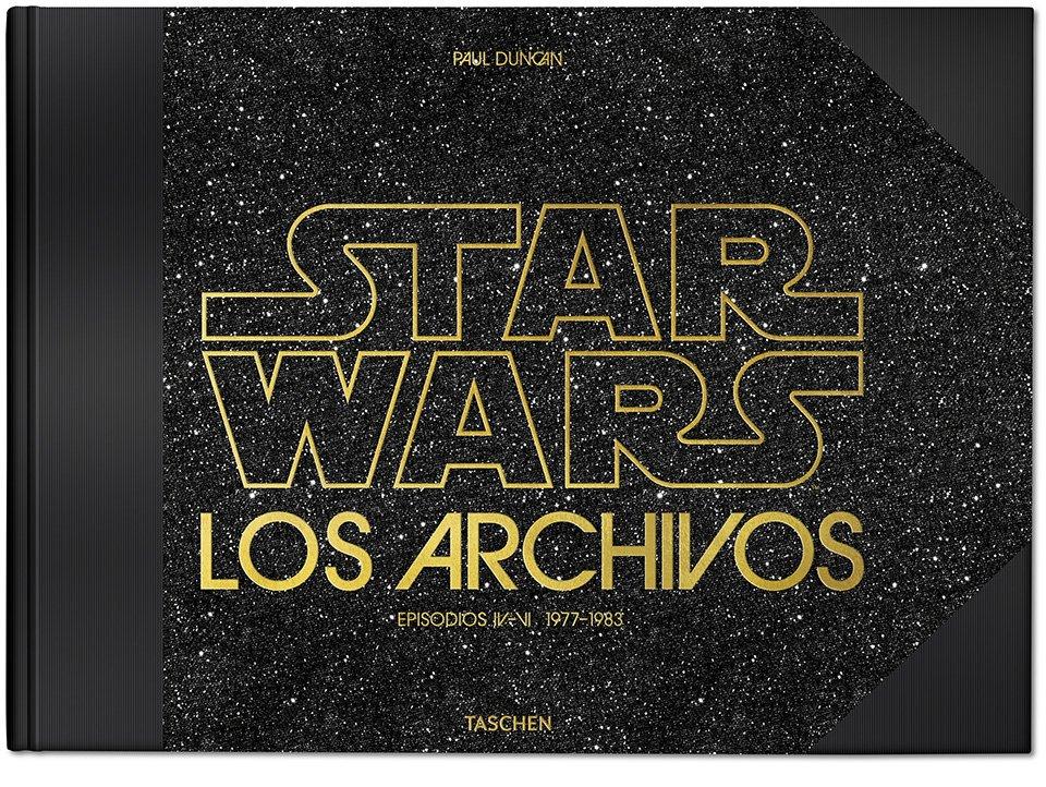 archivos de star wars portada