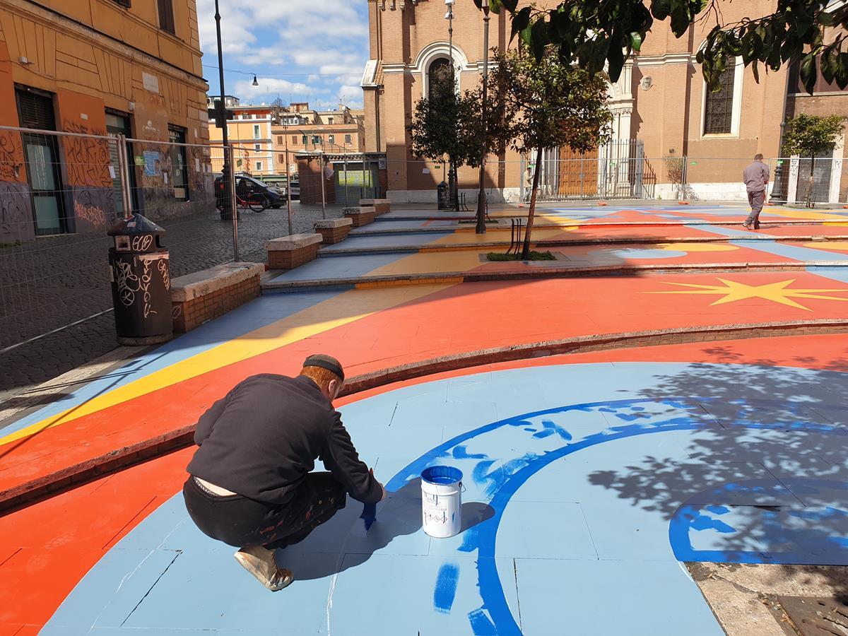 Fantasia in Piazza obrade Leonardo crudi