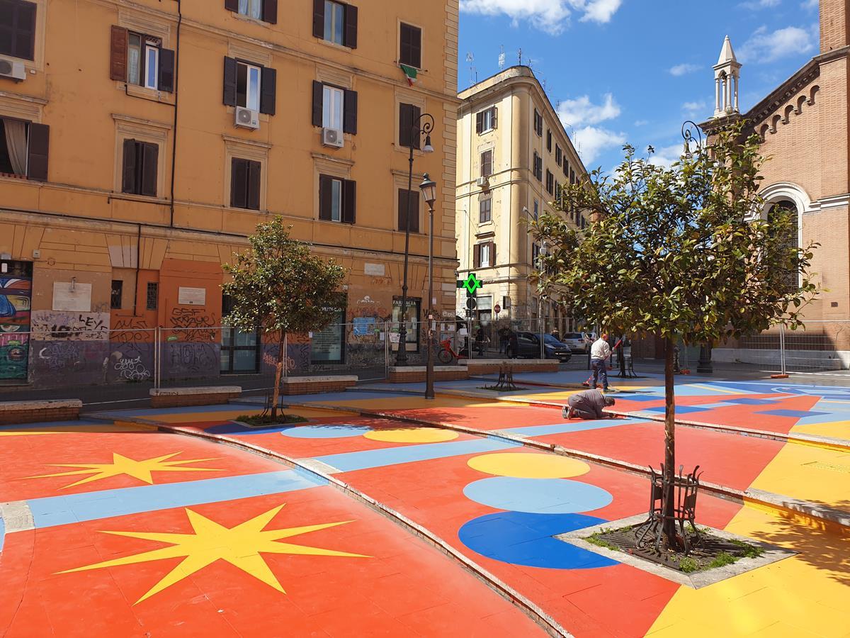 Fantasia in Piazza obrade Leonardo crudii