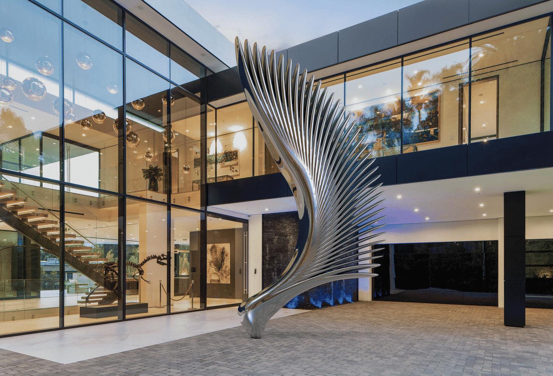 Velocity Miami escultura ken kelleher