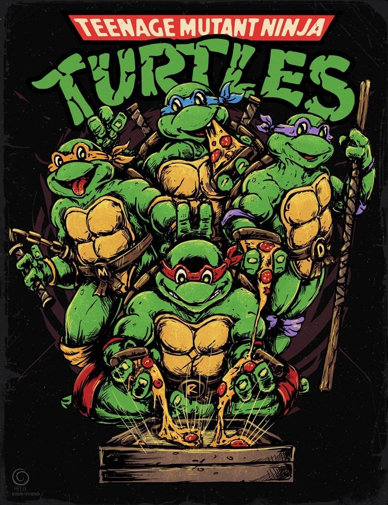 bogdan timchenko tortugas ninja