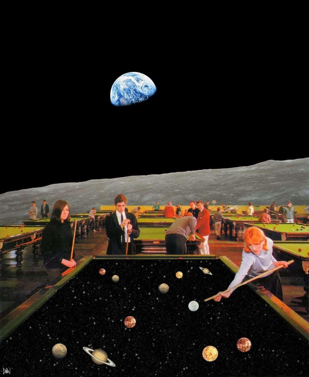 collage irie wata espacio